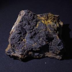 Anglesite, goethite